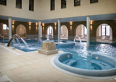 Thermale water spa breaks in Villa de Olmedo Spa en Wellness Hotel, aangeboden door SIS Spa in Spain