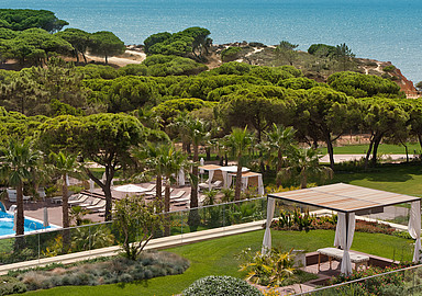 Spa & Wellness programma's bij EPIC Sana Algarve Hotel, aangeboden door SIS Spa In Spain