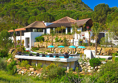 Wellness Hotel Shanti Som in Spanje aangeboden door Spa In Spain