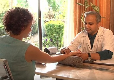 Panchakarma Ayurveda vakantie in Ayurveda Center Port Salvi, aangeboden door Spa In Spain